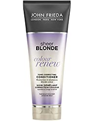 JOHN FRIEDA Sheer Blonde Soin Démêlant Correcteur Couleur Colour Renew 250 ml -