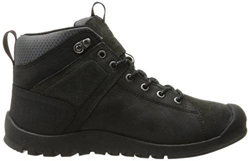 Keen Herrenschuhe CITIZEN MID WP M 1015134 Herren Trekkingschuhe, Wanderstiefel, Stiefel, Boots Black