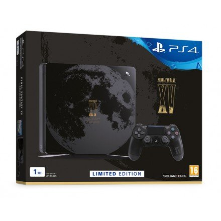 Pack PS4 1 To + Final Fantasy XV Edition Limitée