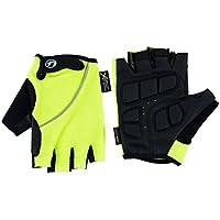 Ultrasport Men's Basic Laslo Fingerless Gloves