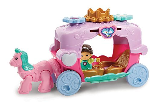 VTech 198503 Ttf Kingdom Princess Lily and Her Carriage Toy