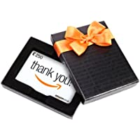 Amazon.co.uk Gift Card - In a Gift Box (Black) - FREE One-Day Delivery