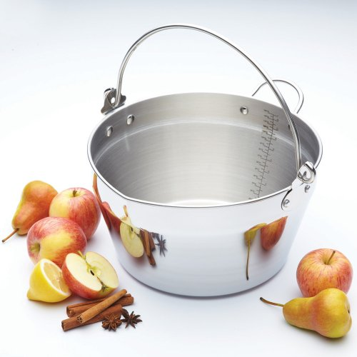 Kitchen Craft Maslin Pan With Handle