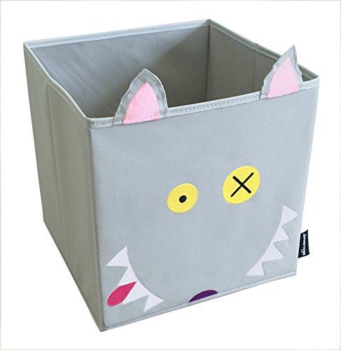Les Deglingos–Caja de almacenaje
