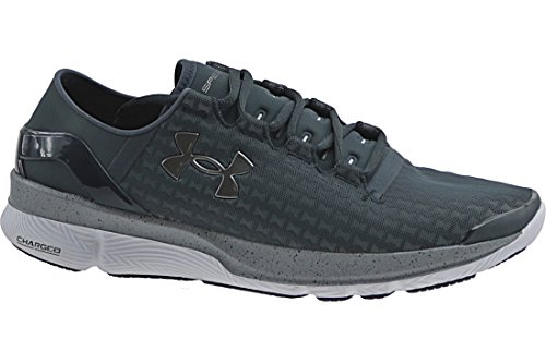 Speedform Turbulence CT - Chaussures de Course Grey