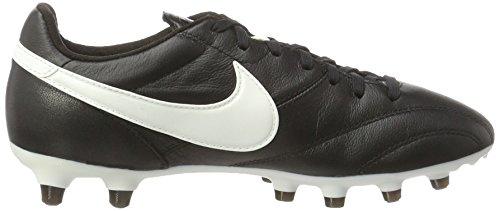 Nike Premier, Chaussures de Football Homme Noir (Black/Summit White/Orange Blaze)