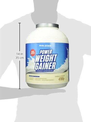 Body Attack Power Weight Gainer
