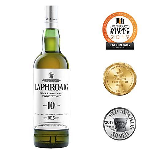 Laphroaig 10Y Whisky Escocés - 700ml