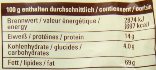 Seeberger Pinienkerne würzig-fein, 1er Pack (1 x 200 g Packung) Test
