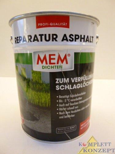 MEM Reparatur-Asphalt, 10 kg