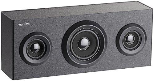 auvisio BT 4.0 Regal-Lautsprecher - ZX1578 - 2.1-Sound - Holz