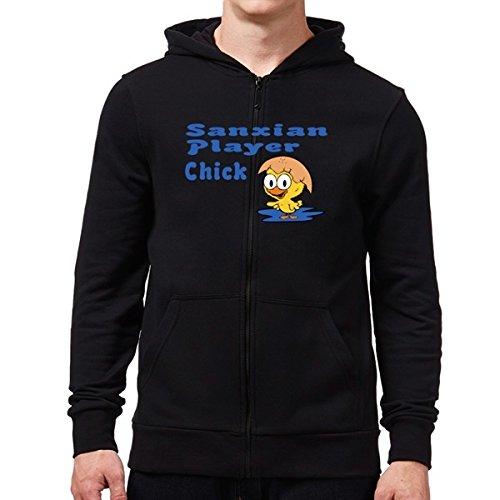 Eddany Sanxian Player chick Kapuzenjacke