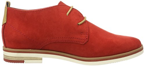 Marco Tozzi 25128, Desert Boots Femme Rouge (Red Comb 597)