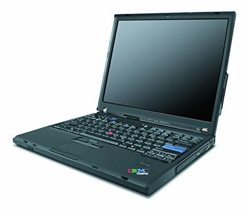 Lenovo thinkpad t60 - intel core 2 duo t5600 @1.83ghz 2gb ram 80gb hdd 14.1'' (ricondizionato certificato)