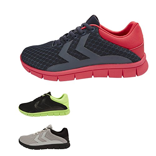 Hummel Effectus Breather, Chaussures de Handball mixte adulte multicolore