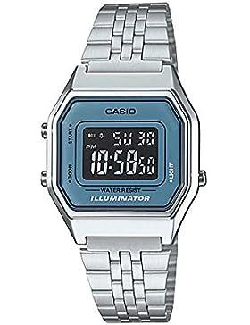 Casio - Damen -Armbanduhr LA680WA-2B