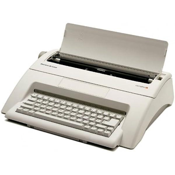 Olympia 252651001 Carrera de luxe - Máquina de escribir ...