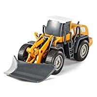 dancui, DIY Assembly Large Simulation Engineering Vehicle Model Excavator Car Toys Children