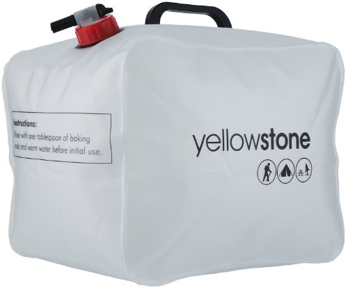 Yellowstone Pack Away Outdoor Water Carrier available in Multicolore - 15 Litres