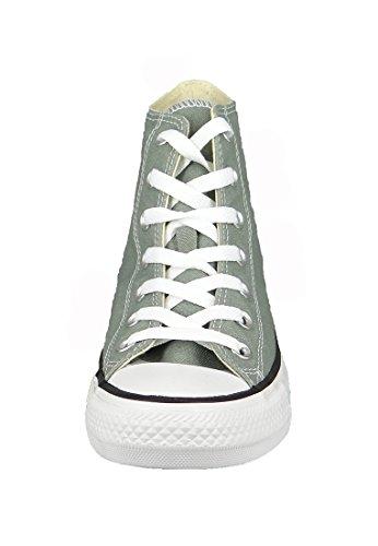 Converse Ctas Hi, Sneakers Homme Gris (Camo Green)