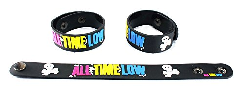 All Time Low nuovo. Bracciale ATL 14N