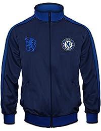 990975e6dd Chelsea FC - Chaqueta de entrenamiento oficial - Para niño - Estilo retro