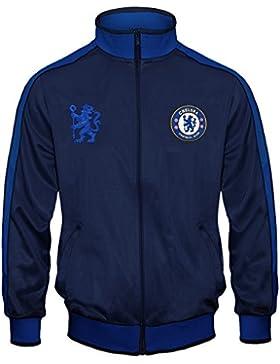 Chelsea FC - Chaqueta de entrenamiento oficial - Para niño - Estilo retro
