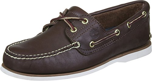 Timberland 2-Eye Boat Shoe, Chaussures Bateau Homme