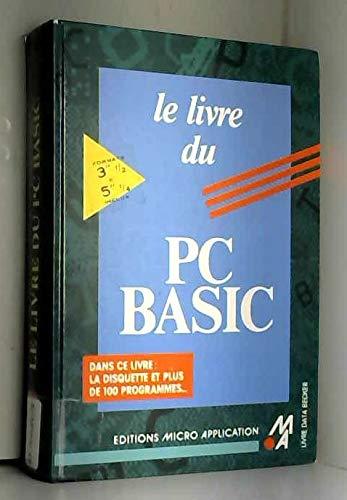 Le livre du PC BASIC