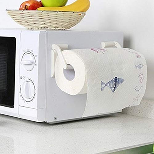1 Pair/Set Magnetic Paper Tissue Toilettenpapier Towel Roll Holder Bathroom Napkin Hauswirt