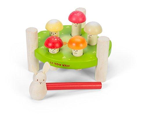 Le Toy Van petilou Herr Pilze Hammer Spiel (Vans Mädchen Für Cute)