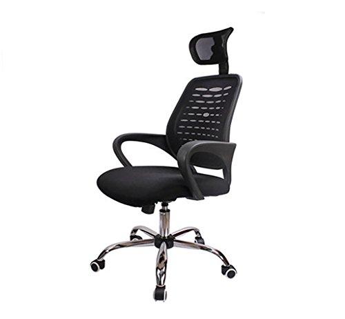 Canyi Z Computer Stuhl Büro Schwarz Pulley Bürostuhl Multifunktionale Bund Mesh Stuhl Swivel Lift...