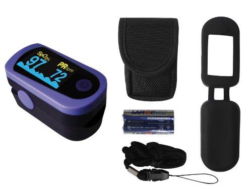 Fingerpulsoxymeter Pulsoxymeter Pulsoximeter Fingerpulsoximeter Modell MD300C23 Zubehör