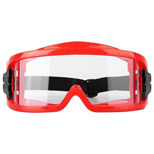 Famus PVC schutzbrille Winddicht staubdicht Anti Impact Brille augenschutz Schutz(02)