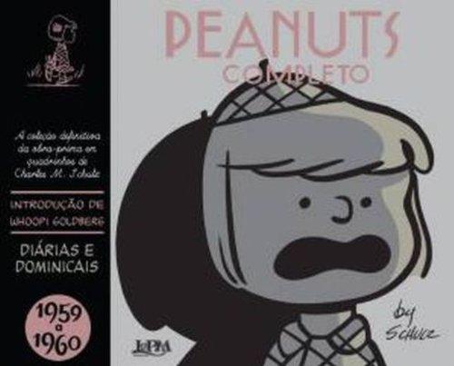 Peanuts Completo. 1959-1960 - Volume 5 (Em Portuguese do Brasil)