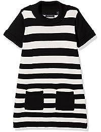 a46e2eed6899 Suchergebnis auf Amazon.de für: kleid schwarz weiß gestreift - 98 ...