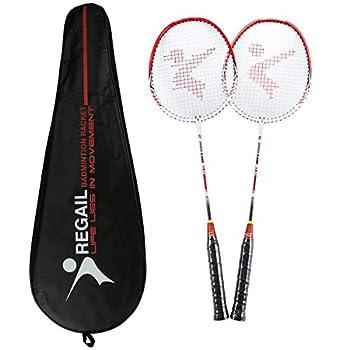 Pack de 2 raquetas de b...