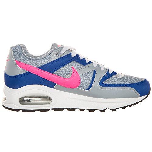 Nike Air Max Command 397690_Unisex-Erwachsene_Synthetik Unisex-Erwachsene Laufschuhe Training grigio(Light magenta/Hyper pink/Hyper cobalt)