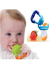 Baby Shopiieee Fresh Food Fruit Feeder Nibbler Nipples Teat Pacifier Bottles for Babies