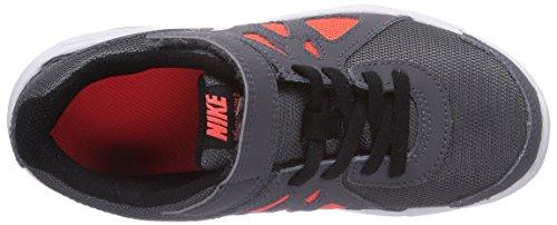 Nike Revolution 2 PSV Scarpe Sportive, Unisex Bambino Grigio (Drk Gry/Mtllc Slvr-Wlf Gry-Whi 017)