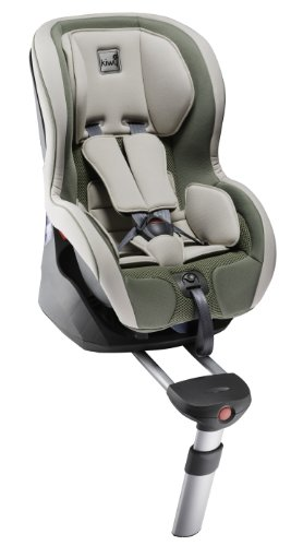 Kiwy 14011KW05B Kinderautositz Gruppe1, mit Isofix, und SA-ATS Energiemanagement, ECE R44/04 geprüft, 9/18 kg, Aloe grün