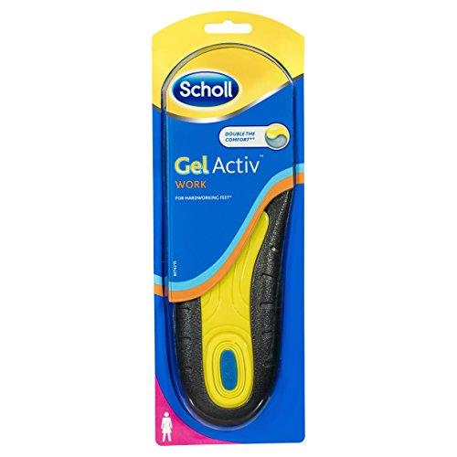 Scholl Einlegesohlen Gel Activ Work (Gr.35.5-40.5), 1 Paar