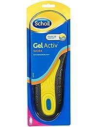 Scholl Semelles ActivGel Pro Femme - Pointures: 35,5-40,5