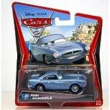 Mattel - V2799 - Disney Cars 2 Finn McMissile Die Cast Fahrzeug Nr. 02