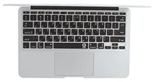 EZQuest Hebrew English Keyboard Cover for Apple MacBook Air 11-Inch X21230