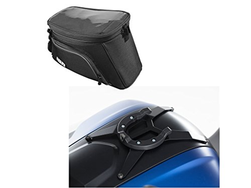 SW-Motech Motorrad Tankrucksack Set IONthree für BMW F 800 R Bj. 09-16