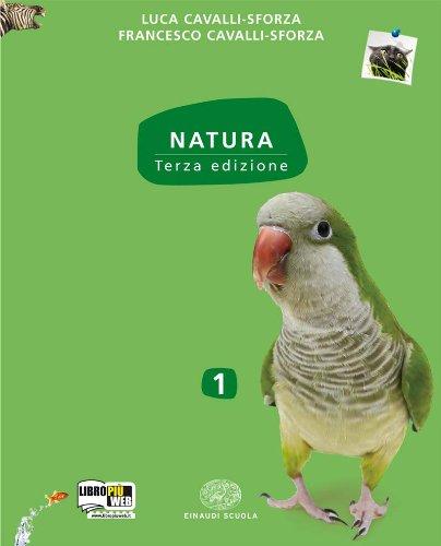 Natura. Per la Scuola media. Con CD-ROM: 1