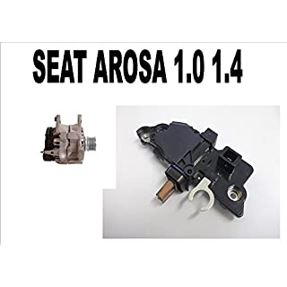 Alternator Regulator for Seat Arosa 1.0 1.4 1997 1998 1999 2000 2001 2002 2003 2004 Hatchback