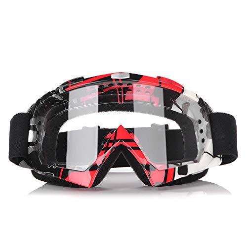 Gafas de seguridad para motocicleta