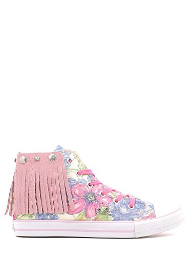 Lulù LV010061T Sneakers Bambino Fuchsia